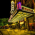 The Tampa Theater Print by Marvin Spates