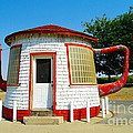 THE TEAPOT DOME  Poster by Jeff  Swan