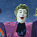 The Three Jokers Poster by Michael Bridges
