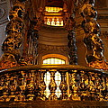 The Tombs at Les Invalides - Paris France - 011321 Print by DC Photographer