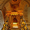 The Tombs at Les Invalides - Paris France - 011324 Poster by DC Photographer