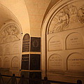 The Tombs at Les Invalides - Paris France - 011335 Poster by DC Photographer