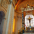 The Tombs at Les Invalides - Paris France - 01135 Print by DC Photographer
