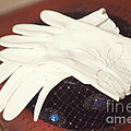 The Trip-The Gloves Print by Kay Pickens