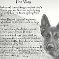 The Way Print by Sue Long