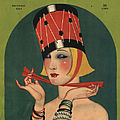 Theatre 1923 1920s Usa Magazines Art Print by The Advertising Archives