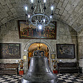 This is the Philippines No.89 - San Agustin Church Bell Poster by Paul W Sharpe Aka Wizard of Wonders