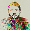 Thom Yorke Poster by Irina  March