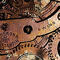 Time In Abstract 20130605rust Long Poster by Wingsdomain Art and Photography