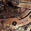 Time In Abstract 20130605rust Poster by Wingsdomain Art and Photography