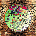 Time Machine 20130606 Poster by Wingsdomain Art and Photography