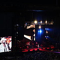 Toby Keith Stage - Tornado Relief Concert  by Carolyn Pettijohn