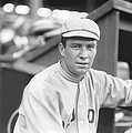 Tris Speaker Leaning Against Dugout Print by Retro Images Archive