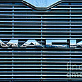 Truck - The MACK Grill Poster by Paul Ward