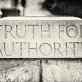 Truth for Authority Lucretia Mott  Print by Lisa Russo