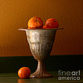 Tuscany Tangerines Print by Art Block Collections
