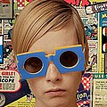 Twiggy Pop  Poster by Chandler  Douglas