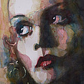 Twiggy Where Do You Go My Lovely Poster by Paul Lovering