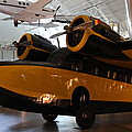 Udvar-Hazy Center - Smithsonian National Air And Space Museum annex - 1212100 Print by DC Photographer