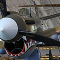 Udvar-Hazy Center - Smithsonian National Air And Space Museum annex - 12124 Print by DC Photographer