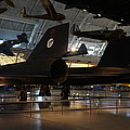 Udvar-Hazy Center - Smithsonian National Air And Space Museum annex - 121247 Poster by DC Photographer