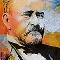 Ulysses S. Grant Print by Corporate Art Task Force