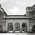 University of Southern California School of Cinematic Arts Print by University Icons