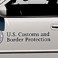 U.S. Customs and Border Protection Poster by Roger Reeves  and Terrie Heslop