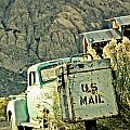 US MAIL Poster by Merrick Imagery