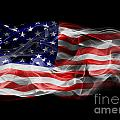USA Flag Smoke  Poster by Jt PhotoDesign