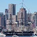 USS Constitution by Catherine Gagne