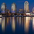 Vancouver Postcard Poster by Alexis Birkill