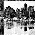 Vancouver Waterfront II Poster by Jim Nelson