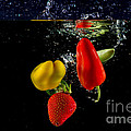 Vegetable Soup for the Soul Print by Rene Triay Photography
