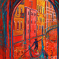 Venice Impression VIII Poster by Xueling Zou