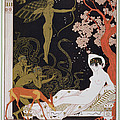 Venus Print by Georges Barbier