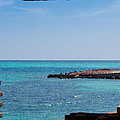 View Through the Walls of Fort Jefferson Print by John Bailey