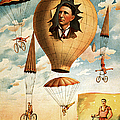 Vintage Nostalgic Poster - 8036 Poster by Wingsdomain Art and Photography