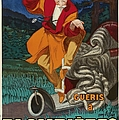 Vintage Nostalgic Poster - 8057 Poster by Wingsdomain Art and Photography