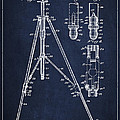 Vintage Tripod Patent Drawing from 1941 Print by Aged Pixel