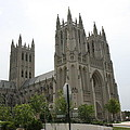 Washington National Cathedral - Washington DC - 0113112 Print by DC Photographer