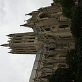 Washington National Cathedral - Washington DC - 011351 Print by DC Photographer