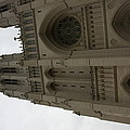 Washington National Cathedral - Washington DC - 011354 Poster by DC Photographer