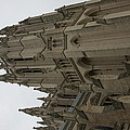 Washington National Cathedral - Washington DC - 011357 Print by DC Photographer