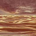 Waterscape Number Seven Print by Bob Orsillo