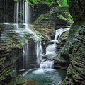 Watkins Glen Print by Bill  Wakeley