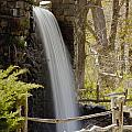 Wayside Grist Mill 7 Print by Dennis Coates