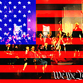 We The People 20131221 Print by Wingsdomain Art and Photography