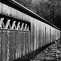 West Dummerston Covered Bridge Poster by Luke Moore