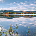 West Twin Lake Print by Bill  Wakeley
